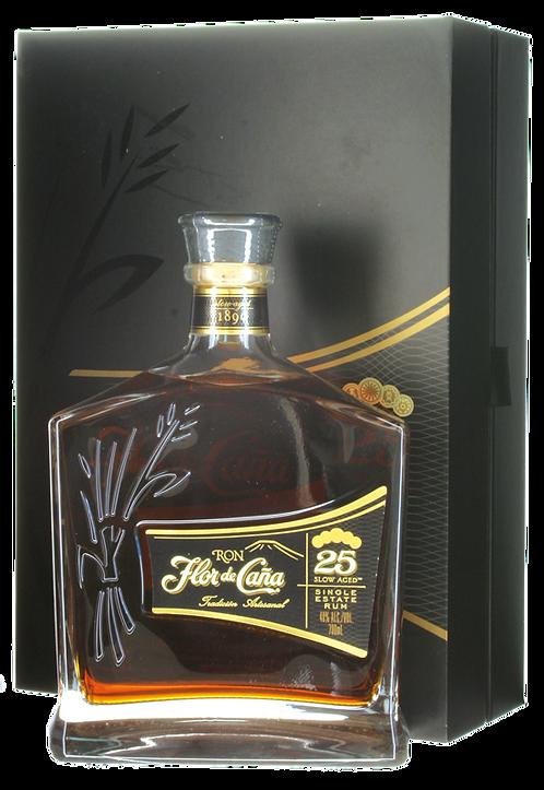 Rum Flor de Caña Centenario 25 Jahre