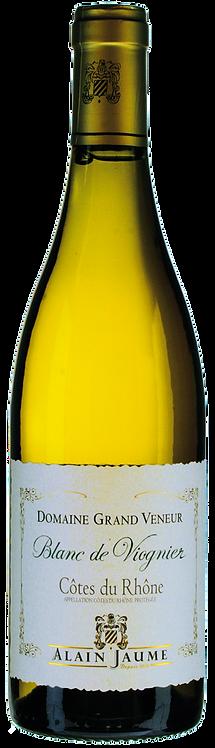 Blanc de Viognier, Côtes du Rhône 2015 Grand Veneur