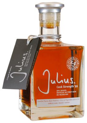 L'Esprit de Julius Cask Strength Pinot Noir Valais