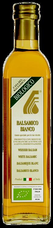 Condimento Balsamcio bianco BIO 250/500ml