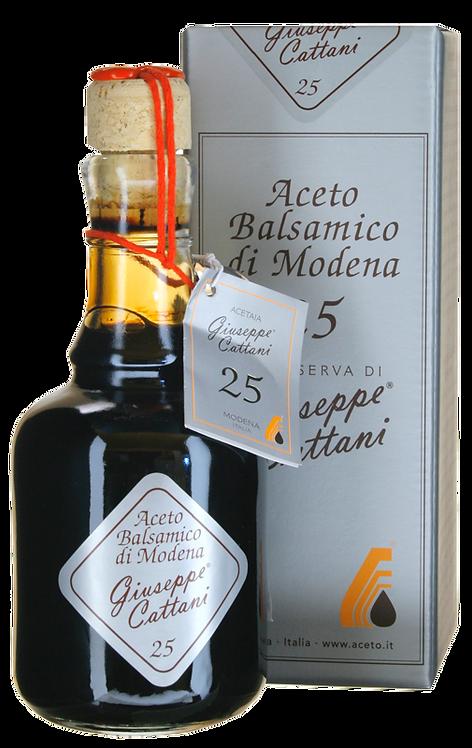 Aceto balsamico di Modena IGP Argento 25 Jahre 250ml