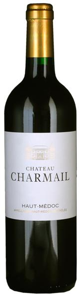 Château Charmail Haut-Médoc AC cru bourgeois 2008