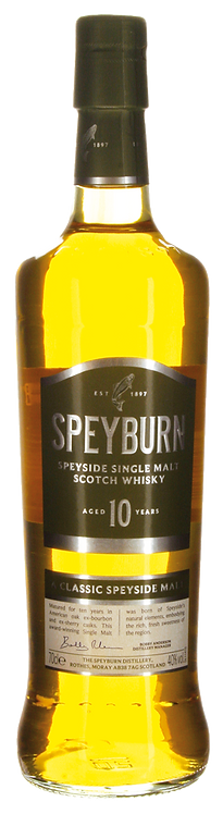 Speyburn Speyside Single Malt 10Y