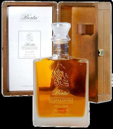 Casalotto Riserva 1986 Distillerie Berta