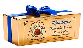 Goufrais Gugelhupf 150g als Geschenk