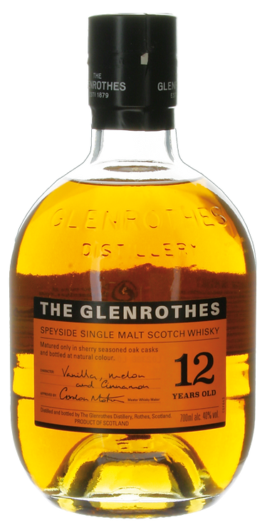 The Glenrothes Single Malt 12 Years