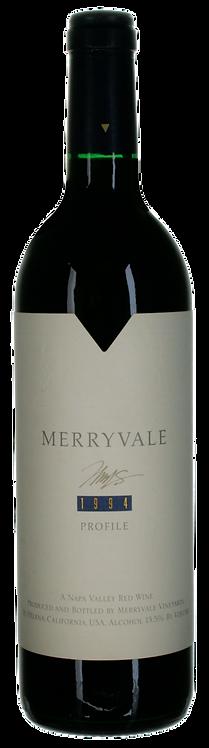 """Profile"" Napa Valley 1994 Merryvale"
