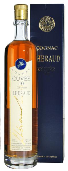 Cognac Lheraud 10y Renaissance
