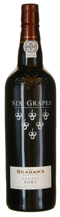Graham's Six Grapes