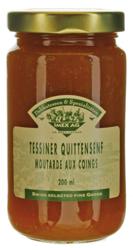 Tessiner Quittensenf 260g im Glas