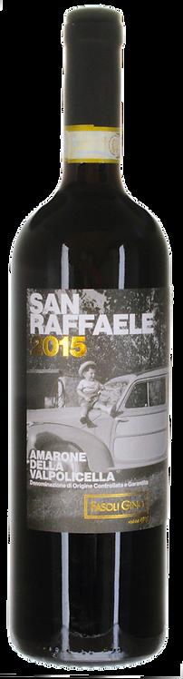 Amarone DOCG San Raffaele BIO 2016 Gino Fasoli