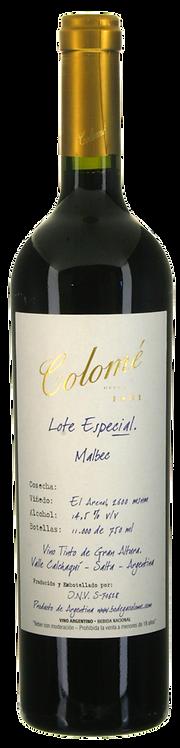 Malbec Lote Especial 2016 Bodegas Colomé