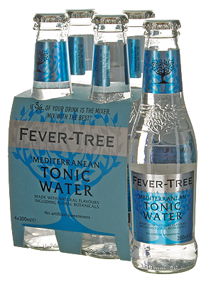 Fever-Tree Mediterranean Tonic Water with natural quinine  200cl