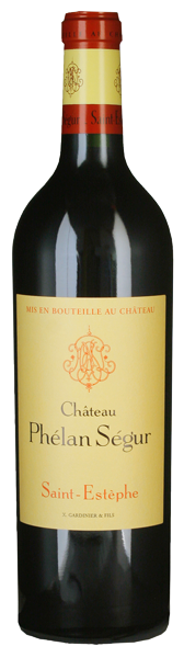 Château Phélan-Ségur St-Estèphe AC cru bourgeois 2009