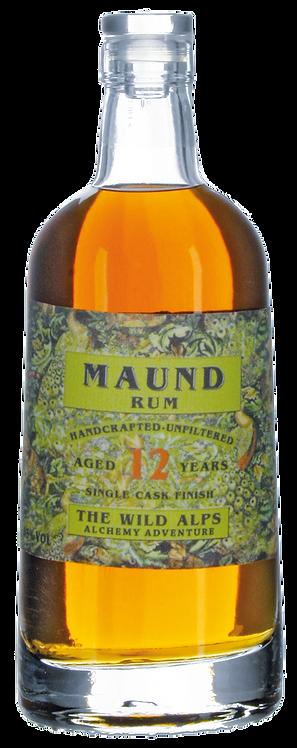 Rum Maund 12y The Wild Alps