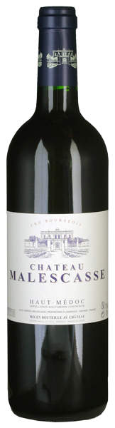 Château Malescasse, Haut-Médoc AC cru bourgeois 2009