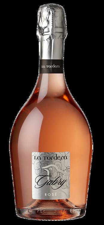 Vino Spumante rosé Gabry, La Tordera di Vettoretti