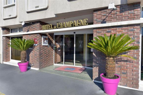 Hôtel de Champagne