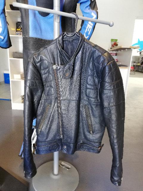 Ladies Leather Jacket S/M