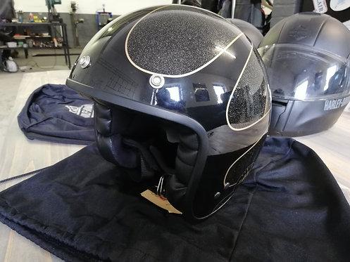 Helmet - Harley Davidson - Glitter, open face (No visor) - small