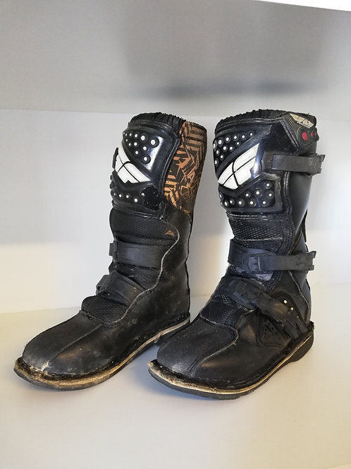 Fly MX Kids Boots -Size 3