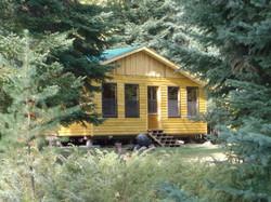 Kaiarskons cabin