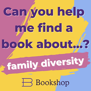 Lydia Bowers recommended books about Family Diversity