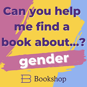 Lydia Bowers recommended books about Gender Identity