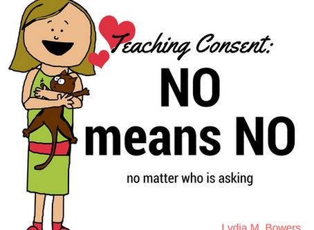 Teaching Children About Consent