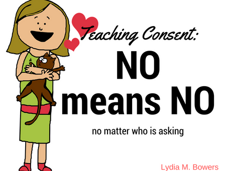 Teaching Children About Consent