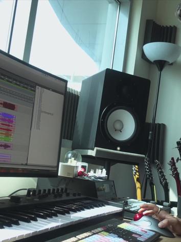 In the Studio - Jaymie Deville