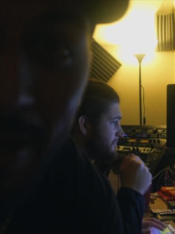 In The Studio - Menon