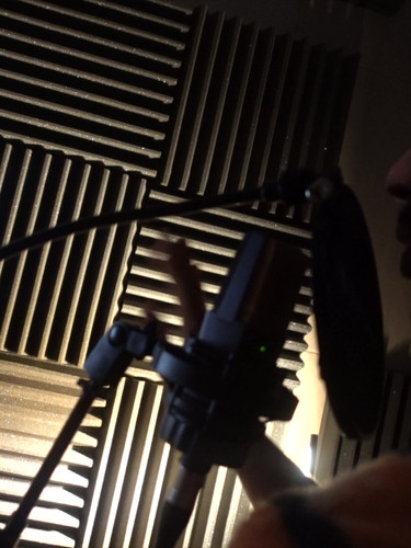 In The Studio - Molham