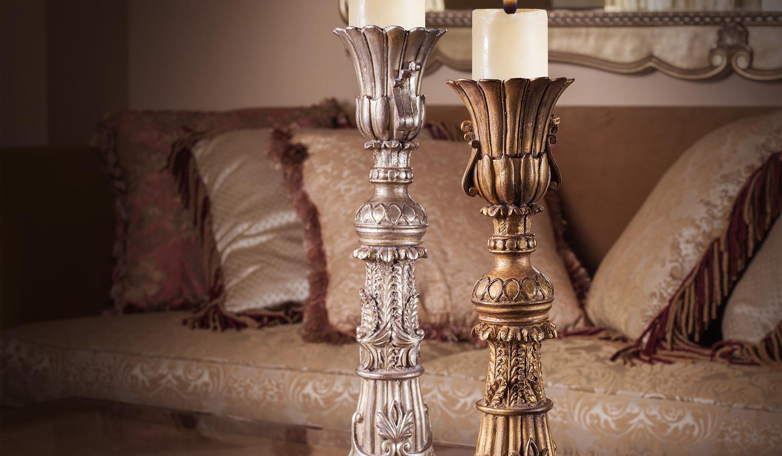 Candle Holder Lotus