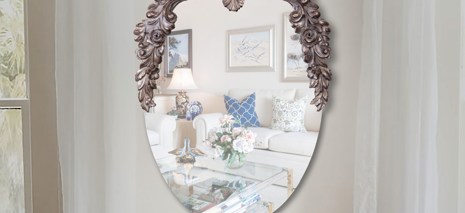 Frontoval Mirror