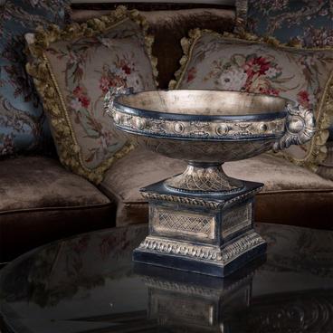 Ashoury Dish Silver