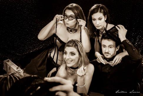 Cabaret - Live Fever - Photo (c) Gaetan Le Cire