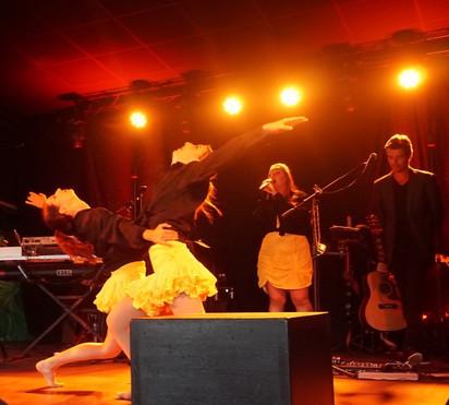 TOP 50_(c) Live Fever - des chorégraphies