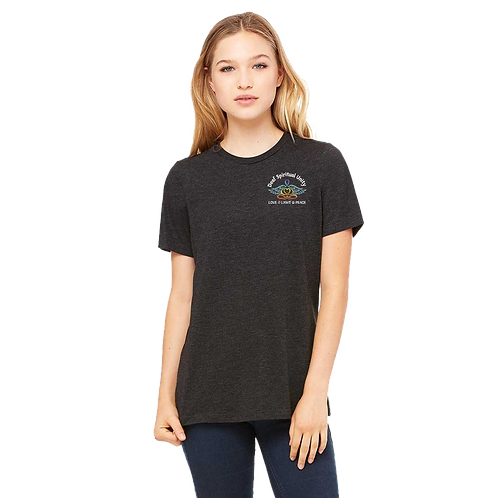 Unisex Charcoal T-Shirt (Larger Sizes)