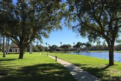Walkway by Spoonbill Lake