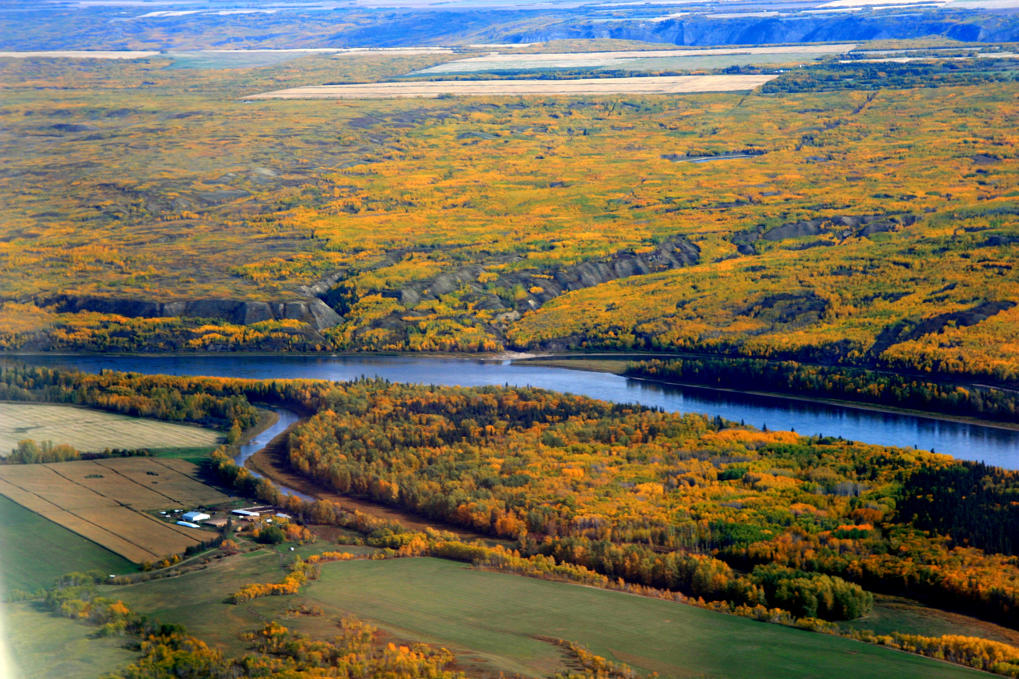 Travel Tours to Peace River AB CAN 5