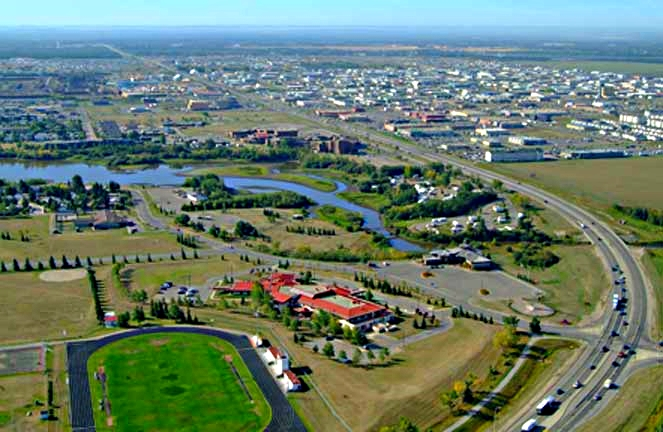 Travel Tours to Peace River AB CAN 7