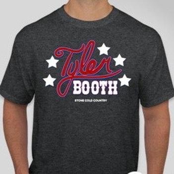 Tyler Booth All American Stars Logo T-Shirt