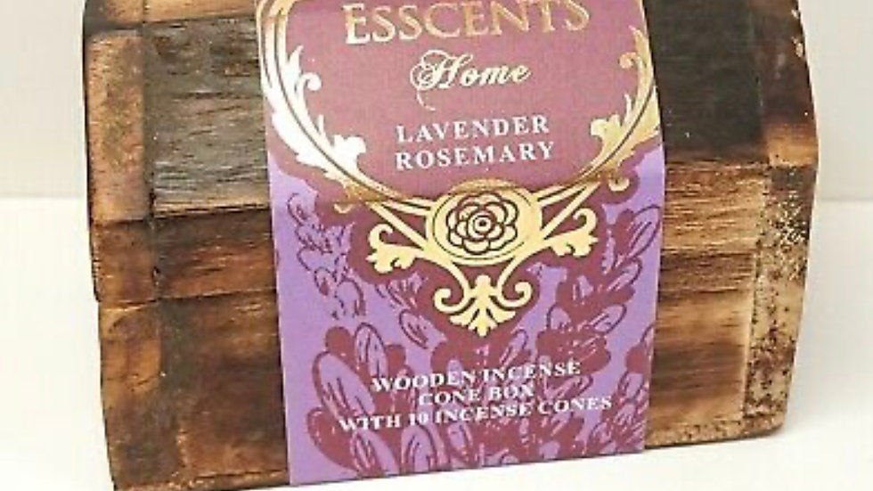 Esscents Lavender Rosemary Incense