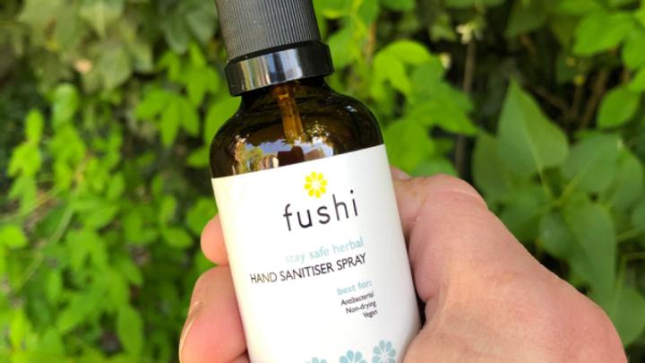 Fushi Hand Sanitiser Spray