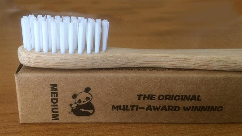 The Environmental Tooth brush (medium)