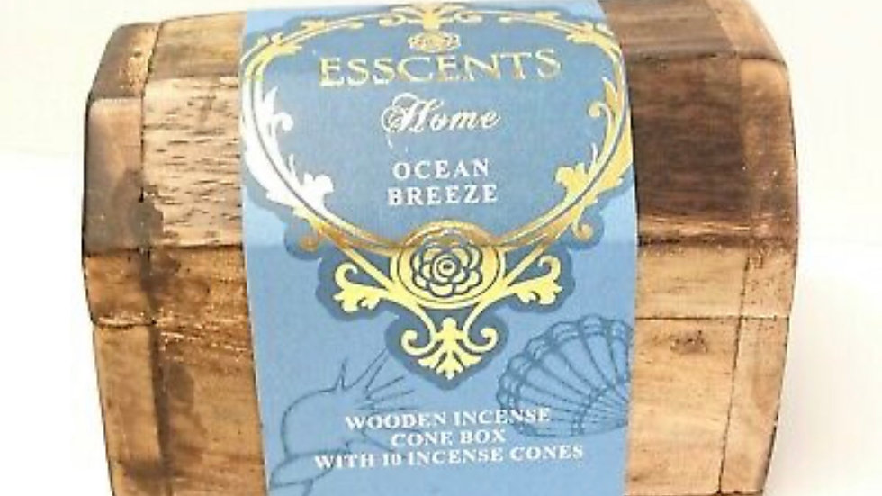 Esscents OceanBreeze Incense