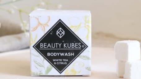 Beauty Kubes Bodywash White Tea & Citrus