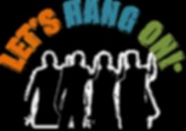 Lets Hang On Logo