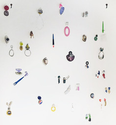 exhibitions * installations * junk jewels